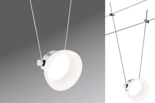 Seil-Komplettsystem LED fest eingebaut 18 W LED Paulmann IceLED I 94112 Chrom (matt)