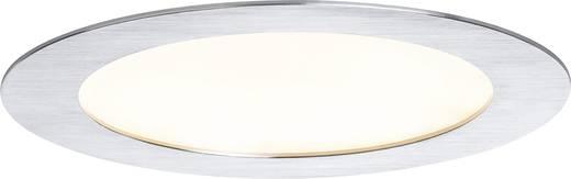 Paulmann Premium Line 92720 LED-Einbaupanel 6.5 W Warm-Weiß Aluminium (gebürstet)