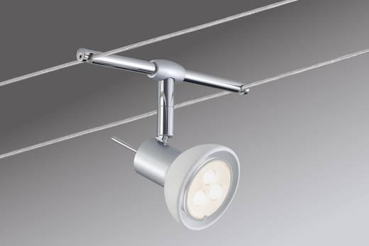 Seil-Komplettsystem GU5.3 24.5 W LED Paulmann SheelaLED 94123 Chrom (matt)
