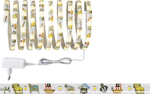 LED-Streifen-Set Pirat LED 7.2 W Paulmann Pirate Weiß (gemustert)