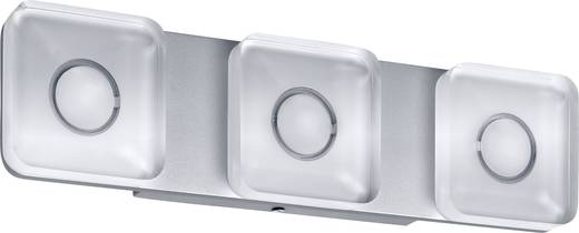 LED-Bad-Wandleuchte 13.5 W Warm-Weiß Paulmann 70474 Tucana Aluminium, Transparent