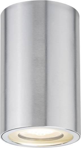 Aufbauleuchte LED GU10 4.5 W Warm-Weiß Paulmann Barrel Aluminium
