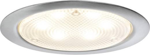 Paulmann Möbel EBL Set LED rund PIR 3x2,8W12VA 93559 LED-Einbauleuchte 3er Set 8.4 W Warm-Weiß Edelstahl