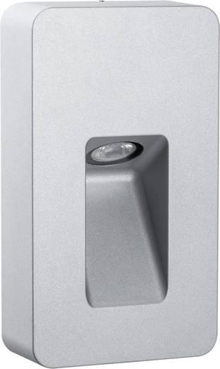 Paulmann Slot 93825 LED-Außenwandleuchte 2.4 W Warm-Weiß Aluminium (matt)