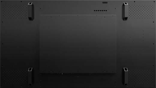 Large Format Display 55 Zoll BenQ PL550 EEK: C (A+ - F) 1920 x 1080 Pixel 24/7 Videowand Funktion, Portrait Modus, Laut
