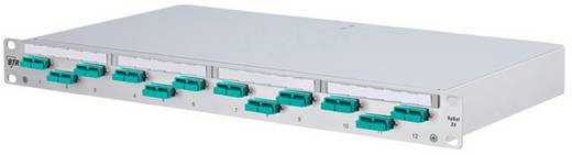 LWL-Patchpanel 12 Port Metz Connect 150205BA12-E 1 HE
