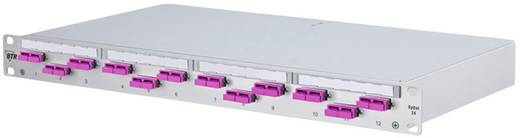 LWL-Patchpanel 12 Port Metz Connect 150207BB12-E 1 HE