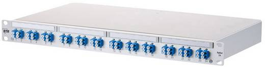 LWL-Patchpanel 24 Port Metz Connect 1502097424-E 1 HE