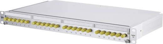 LWL-Patchpanel 24 Port Metz Connect 1502200124-E 1 HE