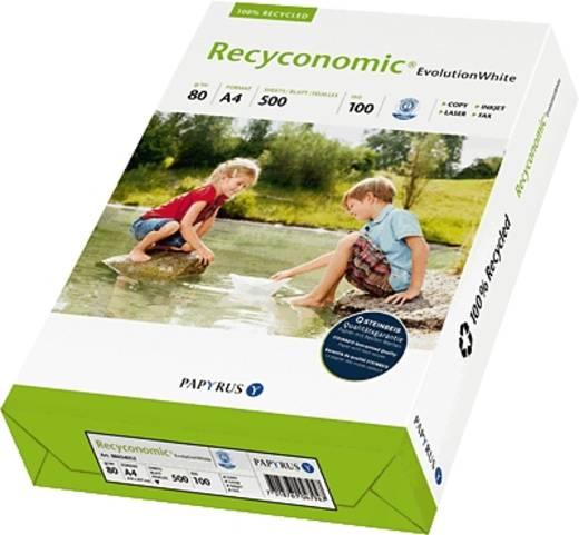 Recycling Druckerpapier Papyrus Recyconomic Evolution 88054052 DIN A4 80 g/m² 500 Blatt