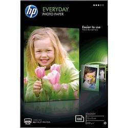 Fotografický papír HP Everyday Photo Paper CR757A, 10 x 15 cm, 100 listů, lesklý
