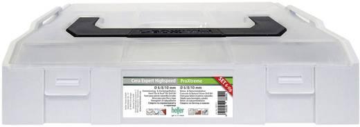 Hartmetall Dachziegelbohrer 6teilig Heller Cera Expert HS+ProXtreme 28816 3 Dreikantschaft 1 Set