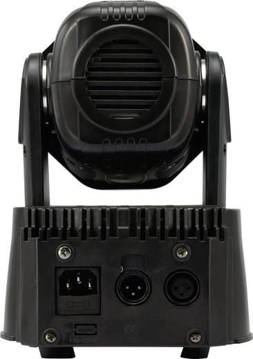 LED-Moving Head Renkforce 1374784 Anzahl LEDs:3 x 15 W