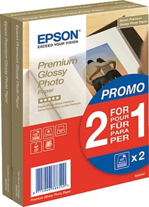 Fotopapier Epson Premium Glossy Photo Paper C13s042167 10 X 15 Cm