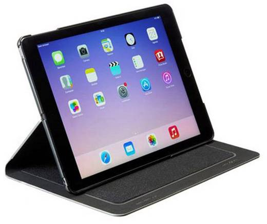 samsonite tabzone ipad air tasche schwarz rot. Black Bedroom Furniture Sets. Home Design Ideas