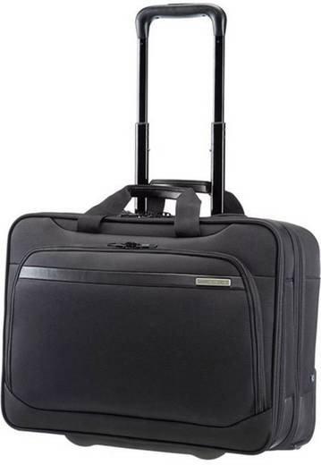 "Samsonite Notebook Trolley Vectura Passend für maximal: 43,9 cm (17,3"") Schwarz"
