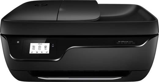 hp officejet 3830 all in one tintenstrahl multifunktionsdrucker a4 drucker scanner kopierer. Black Bedroom Furniture Sets. Home Design Ideas