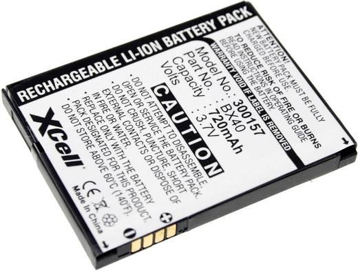 XCell Handy-Akku Passend für: Motorola RAZR2 U9, Motorola