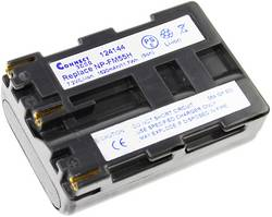 Image of Camera battery Connect 3000 replaces original battery NP-FM55H 7.2 V