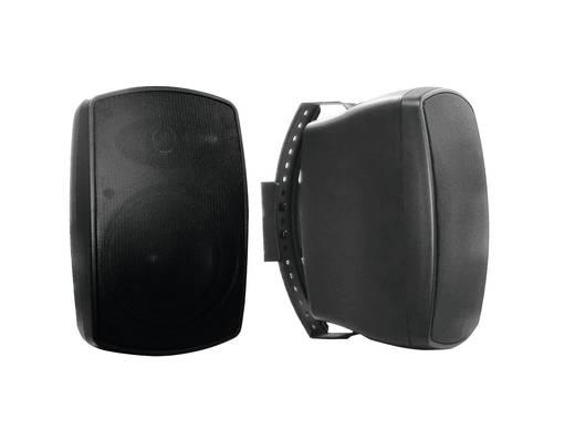 ELA-Lautsprecherbox Omnitronic OD-6T 32 W Schwarz 1 Paar