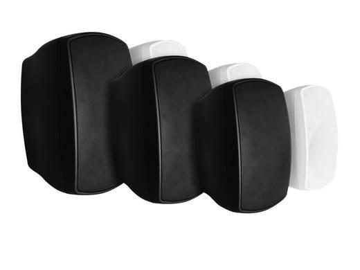 Wandlautsprecher Omnitronic OD-5A 70 W Schwarz 1 Paar