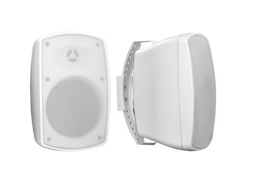 Wandlautsprecher Omnitronic OD-6A 90 W Weiß 1 Paar
