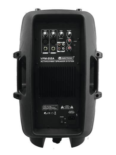 Aktiver PA Lautsprecher 30 cm 12 Zoll Omnitronic VFM-212A 140 W 1 St.