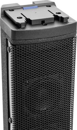 Aktives PA-Lautsprecher-Set Omnitronic ACS-600 Integriertes Mischpult
