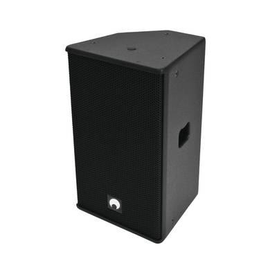 Aktiver PA Lautsprecher 30 cm 12 Zoll Omnitronic PAS-212PRO-A 400 W 1 St. Preisvergleich