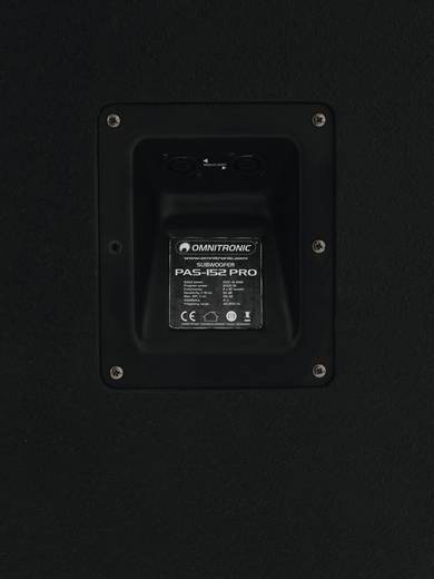 Passiver PA Subwoofer Omnitronic 1 St.