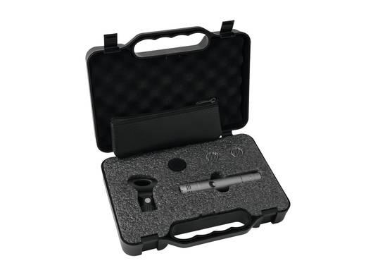 Instrumenten-Mikrofon Omnitronic Übertragungsart:Kabelgebunden
