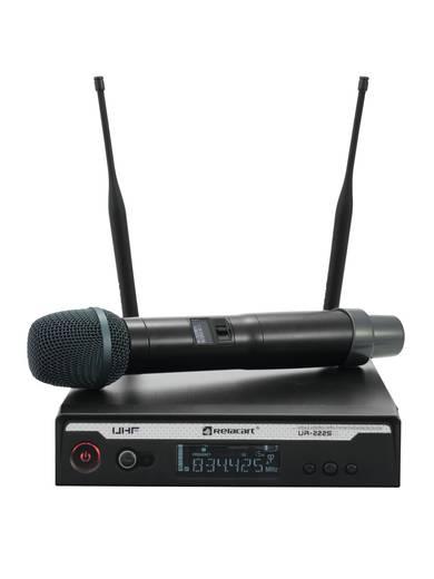 Funkmikrofon-Set Relacart UR-222S Übertragungsart:Funk