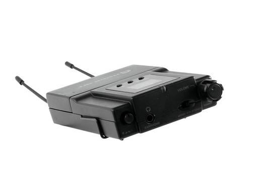 In-Ear-Monitoring Empfänger Relacart PM-160R