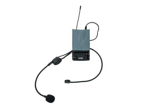 Ansteck Sprach-Mikrofon Omnitronic Übertragungsart:Funk