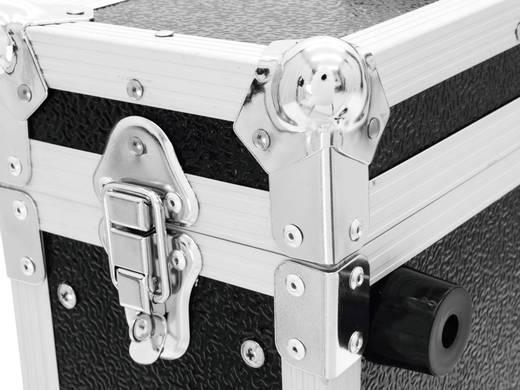 Roadinger CO DD 19 Zoll Rack 3 HE Holz inkl. Griff