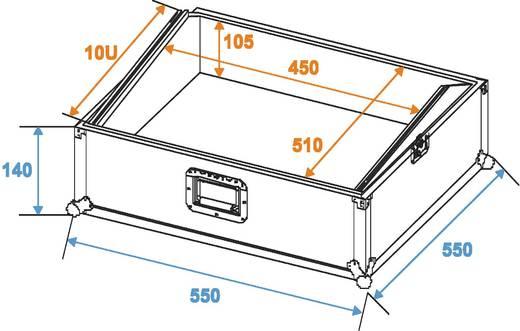 Case Roadinger MCB-19 (L x B x H) 550 x 550 x 240 mm