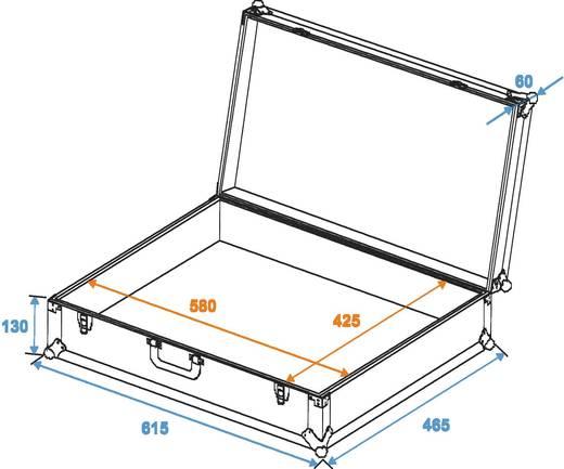Case Roadinger UK-Case FOAM (L x B x H) 465 x 615 x 190 mm