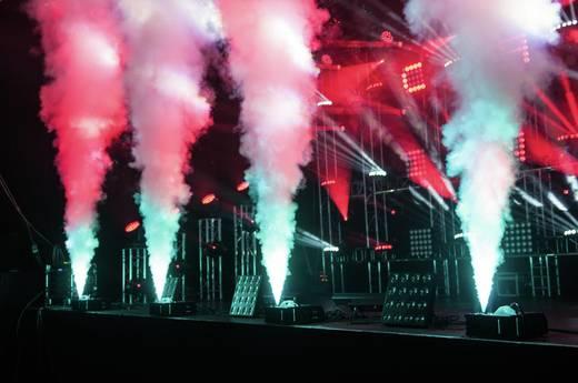 Nebelmaschine Eurolite NSF-350 LED Hybrid Spray Fogger inkl. Funkfernbedienung, mit Lichteffekt