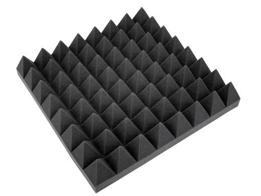 Lautsprecher Bespannstoff (L x B x H) 500 x 500 x 100 mm Omnitronic 8070265T