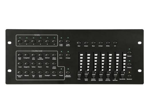 DMX Controller Eurolite LED Operator 6 6-Kanal Musiksteuerung
