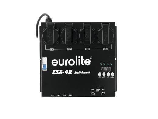 Eurolite ESX-4R DMX Switchpack 4-Kanal