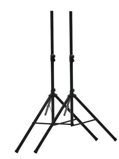 PA-Lautsprecher Stativ Set Ausziehbar, Höhenverstellbar Omnitronic MOVE Set 1 St.