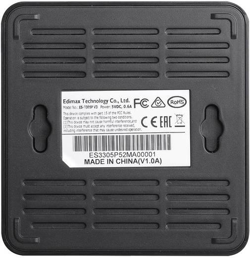 EDIMAX ES-3305P Netzwerk Switch RJ45 5 Port 100 MBit/s