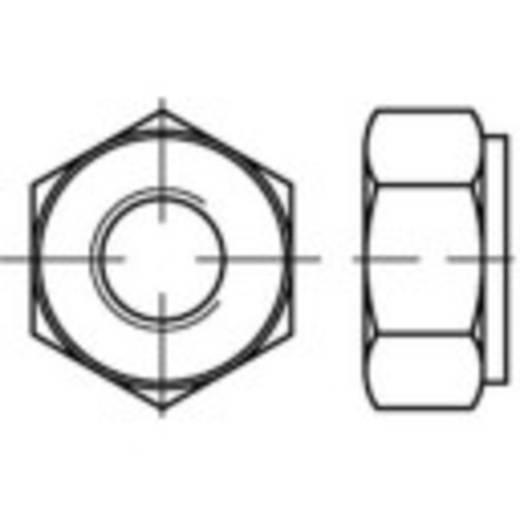 Sechskantmuttern M33 DIN 2510 Stahl 1 St. TOOLCRAFT 137624