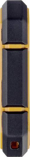Cyrus CM1 Outdoor-Handy Schwarz-Gelb IP-67 Zertifizierung
