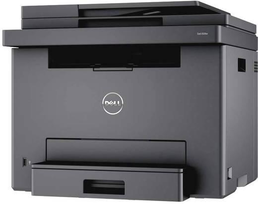 dell e525w farblaser multifunktionsdrucker a4 drucker scanner kopierer fax lan wlan adf kaufen. Black Bedroom Furniture Sets. Home Design Ideas