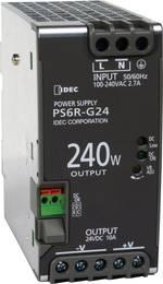 Alimentation pour rail (DIN) Idec PS6R-G24 24 V/DC 10 A 240 W 1 x