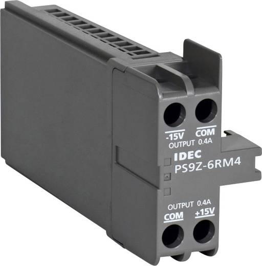 DC/DC-Wandlermodul Idec PS9Z-6RM4 -15 V/DC, 15 V/DC 0.4 A 12 W 2 x