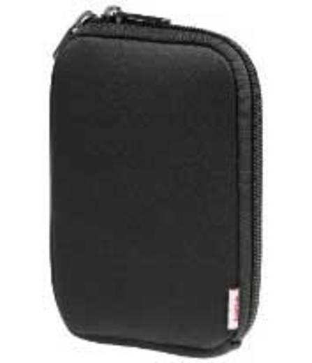 Festplatten-Tasche 6.35 cm (2.5 Zoll) Hama HDD-Cover 95555 Schwarz
