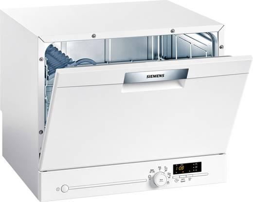Geschirrspüler 55 cm Siemens iQ300 speedMatic Compact EEK: A+ ... | {Standgeschirrspüler 55}